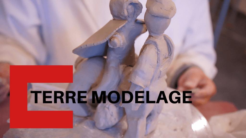 Lien vers l'atelier Terre Modelage