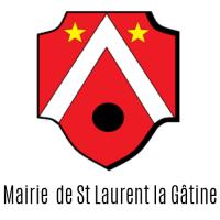 Logo et lien vers la Mairie de Saint Laurent La Gâtine