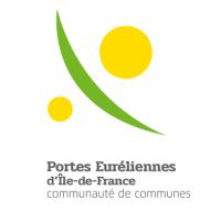 Logo et lien vers La communauté de comunes des Portes Euréliennes d'Île de France