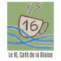 Logo et lien vers Le 16, Café de la Blaise