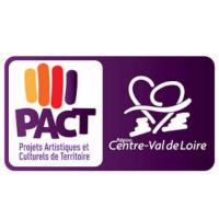 """Logo et lien vers """"Projet artistique et culturel de terirtoire"""" Région Centre Val de Loire"""